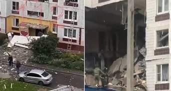 Потужний вибух прогримів у багатоповерхівці в Росії: знесло кілька поверхів