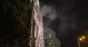 Хто реставруватиме костел Святого Миколая після пожежі в Києві