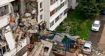 Взрыв газа в российском Ногинске: количество пострадавших значительно возросло