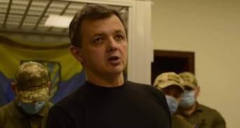 Суд продлил арест Семену Семенченко: назвали его время пребывания в СИЗО