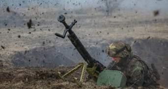 Двое военных получили ранения в результате обстрела на Донбассе