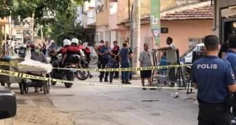 В Турции в результате стрельбы пострадали 12 человек, половина из них – дети