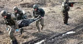 Окупанти влаштували ранкові обстріли на Донбасі: український захисник у важкому стані