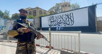 """""""Талібан"""" запросив на інавгурацію свого уряду представників шести країн"""