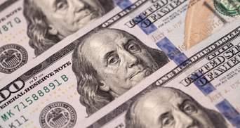 Доллар и евро продолжают дешеветь курс валют на 10 сентября