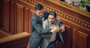 Обменялись обвинениями: Тищенко и Лерос прокомментировали свою стычку в Раде