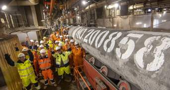 """Россия объявила о завершении строительства скандального газопровода """"Северный поток-2"""""""