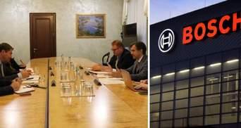 Bosch планує запустити виробництво в Україні