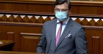 Якщо відмовимося від активної деокупації Криму, суверенної України не буде, – Кулеба