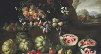 Як виглядали овочі та фрукти до зустрічі з людиною