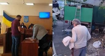 Суд оставил под стражей бабушку замученного в Черкассах мальчика
