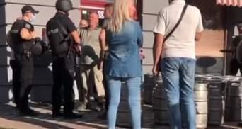 Вместо пива – пули: в Ивано-Франковске произошла стрельба