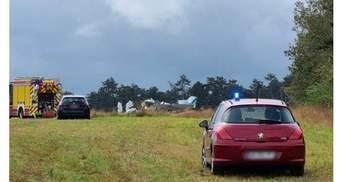 Во Франции разбился туристический самолет: все находившиеся на борту погибли