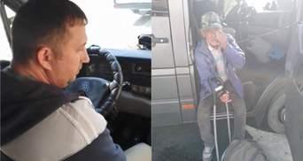 Пнул в живот и ударил дверью по голове: водитель-хам из Запорожья получил наказание