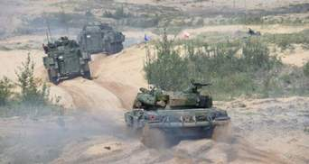 Трое военных пострадали во время международных учений в Латвии: в каком они состоянии