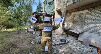 Окупанти обстріляли цивільну інфраструктуру на Донбасі: під вогнем опинилася Новогнатівка