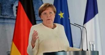ЕС должен защищать свои границы, – Меркель обвинила Беларусь в гибридных атаках