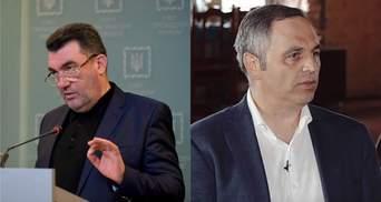 Надо иметь доказательства, – Данилов рассказал о возможности введения санкций против Портнова