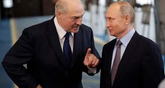 Заявив про нові ризики: Лукашенко домовився з Путіним про озброєння на 1 мільярд доларів