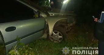 На Львовщине перевернулось авто с пьяным водителем: погибла несовершеннолетняя