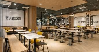 Крупнейший в Украине: в Луцке открылся первый ресторан McDonald's