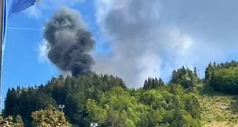Во Франции разбился вертолет службы гражданской безопасности: есть погибший и пострадавшие