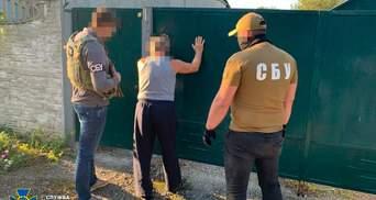 Воював на Донбасі: контррозвідка СБУ затримала колишнього бойовика