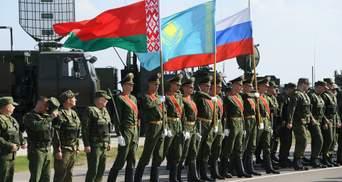 """Інсценування ймовірної війни з Україною, – Безсмертний про навчання """"Захід-2021"""""""