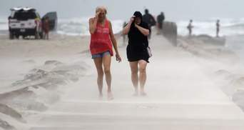 После Иды удар наносит Николас: на США надвигается опасный ураган