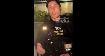 Где в законе написано такое, – в Хмельницком патрульный отказывался общаться на украинском