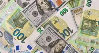 Скільки коштують долар та євро: курс валют на 15 вересня