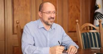 Не сдержал смех: Шмыгаль отреагировал на инициативу перехода Украины на латиницу