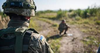 На Донбассе обстреляли позиции ВСУ в районе Песков: есть раненый