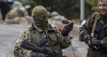 Боевики на Донбассе проводят учения с применением артиллерии, – разведка