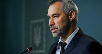Клани не підуть у жорстку опозицію, – Рябошапка про зустріч суддів з Зеленським