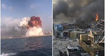 Селитра, взорвавшаяся в порту Бейрута, принадлежала фирме с орбиты украинского бизнесмена, – СМИ