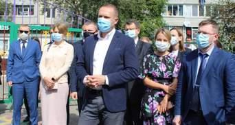 В ОП рекомендуют отстранить директора школы в Хмельницком, где отравились дети