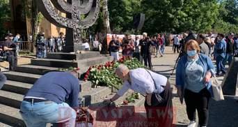 Минуло 80 років: у Києві проводять жалобні заходи до річниці трагедії в Бабиному Яру