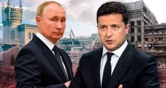 Мінські домовленості не працюють: чому Путін не хоче зустрічатися з Зеленським