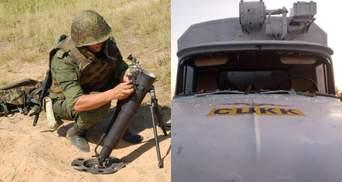 На Донбассе боевики запросили тишину и обстреляли автомобиль ОЦКК