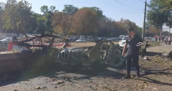 Взрывчатка могла быть в салоне: СМИ рассказали новые детали смертельного взрыва в Днепре