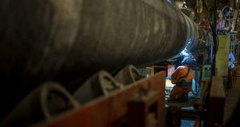 """""""Газпром"""" визнав, що не встигне запустити поставки по """"Північному потоку-2"""" з жовтня"""