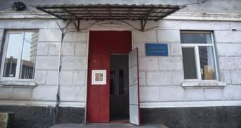 В одесском общежитии рабочие забрызгали студентов слезоточивым газом