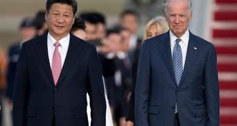Си Цзиньпин отклонил предложение Байдена о личной встрече: Белый дом опроверг информацию