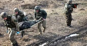 За пол месяца на Донбассе погибли 4 наших воинов, а еще 36 – получили ранения