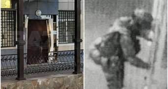 В России мужчина в военной форме напал на отделение полиции и взорвал в нем бомбу