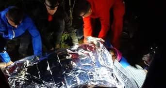 Врачи рассказали о состоянии пострадавших туристов от взрыва в Карпатах