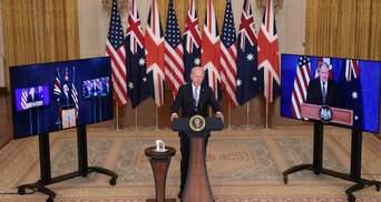 Той хлопець знизу, – Байден курйозно назвав австралійського прем'єра