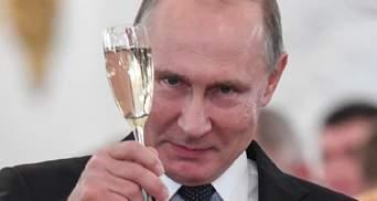 Путин запретил нерусское шампанское: Франция пошла на поводу