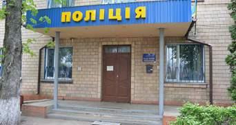 Разрисовал участок полиции нецензурными картинками: задержали дерзкого жителя Одесской области